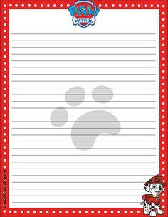 Folio Patrulla Canina