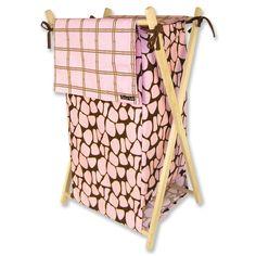 Trend Lab Kenya Pink Hamper Set - 21520