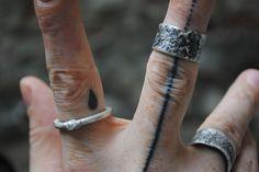 Jasmina Tsvetkova 2014 Rings For Men, Silver Rings, Fashion Jewelry, Style, Men Rings, Stylish Jewelry