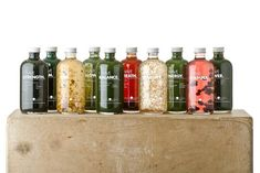Body & Eden is a juice company all about promoting healthy nutrition with their line of unique tonics and elixirs