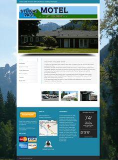 http://stevenspass-motel.com by Gogiro Seattle