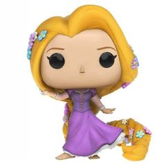 Figurine Rapunzel nouvelle version (Raiponce) - Funko Pop