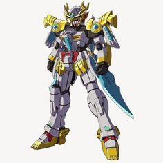 Musha/ Sengoku x Gundam collaboration illustrations poster images - Gundam Kits Collection News and Reviews