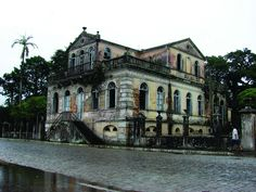 OLD ABANDONED MANSION Formerly a House, then a Restaurant in Santa Catarina, Brazil | Flickr - Photo Sharing!