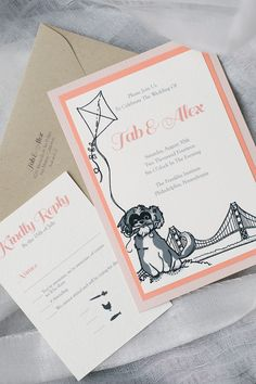 Wedding invitation i