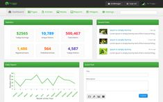 Froggy -  Awesome Admin Panel