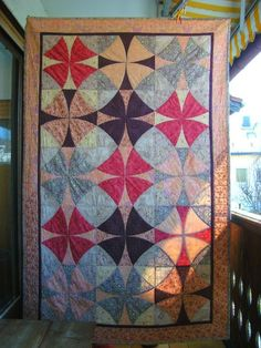 winding ways quilt - Google Search
