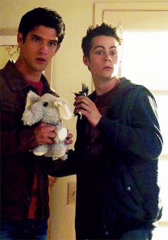 "| 21 Reasons Why Scott And Stiles Are The Cutest Couple On ""Teen Wolf"""