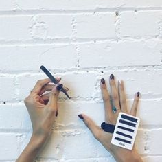 Where your hand goes, so does your palette, making your lash game more efficient and taking it to the next level. Borboleta Beauty, Eyelashes Drawing, Lash Tint, Salon Business, Eyelash Extensions, Mink, Stuff To Do, Eyebrows, Portrait Photography
