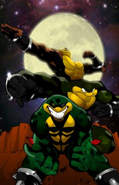 Battletoads by aKmEToOnS.deviantart.com on @deviantART