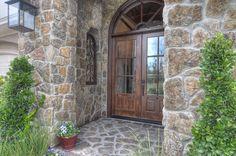 Makena Custom Builders - Custom Home Designer Custom Builders, Earth Tones, Custom Homes, Exterior, Patio, Stone, Gallery, Outdoor Decor, Design
