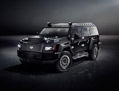Apocalypse Autos: Conquest Vehicles Unveils Evade