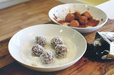 Espresso Bliss Balls (Recipe)