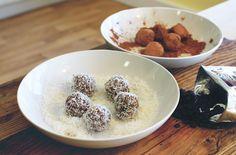 Espresso Bliss Balls (Recipe)