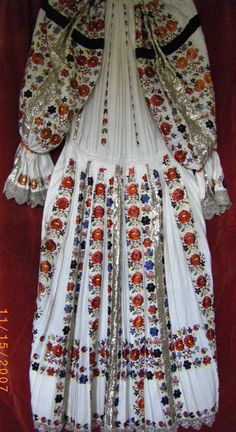 serbian embroidery | The Ibooknet Blog: Balkan Costume and Textile Collection for sale
