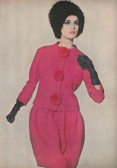 October Vogue 1960 | by dovima2010