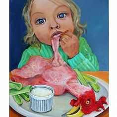 Don't lie to your children, show them where their food is coming from, and they may teach you a few things. Children are compassionate beings, not caníbals. Going Vegetarian, Vegetarian Cooking, Going Vegan, Vegan Memes, Vegan Quotes, Human Personality, Why Vegan, Vegan Animals, A Level Art