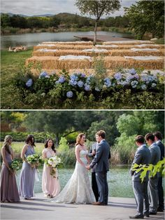 Private island wedding in California. Captured By: Jacqueline Kay Photography #weddingchicks http://www.weddingchicks.com/2014/10/08/private-island-wedding-in-california/