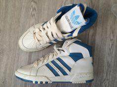 Adidas Connector Hi. Release: 1989. Made in Czechoslovakia. #adidasoriginals #adidasvintage #adidasconnector #adiporn