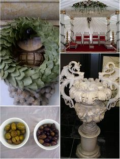 Roman wedding theme : Wedding planning and inspiration