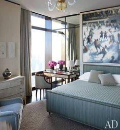 A Sophisticated Manhattan Apartment by Carlos Aparicio Photos | Architectural Digest