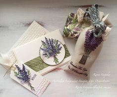 Karen Farquhar | Lots of Lavender | Stampin' Up!