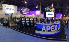 Una G2E 2015 sobresaliente para APEX Gaming