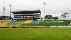 Estádio Zezinho Magalhães - Jaú (SP) - Capacidade: 20 mil - Clube: XV de Novembro