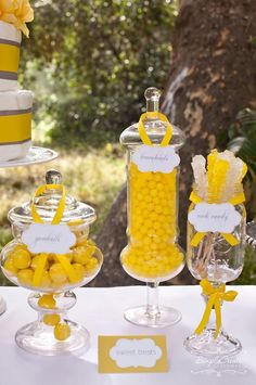 Dandelion Dreams and Wishes Baby Shower Party Ideas | Photo 7 of 17 | Catch My Party