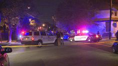 Four people were shot, three of them fatally, in a violent 90-period Thursday night in Linden and Elizabeth.