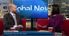 Tax time can seem intimidating, especially if you owe money. Licensed Insolvency Trustee and Senior Vice-President of Sands & Associates Blair Mantin shared some key tips with Global News to help you manage tax time. Time News, Global News, Money Matters, New Tricks, Sands, Key, Learning, Tips, Unique Key