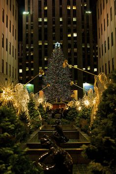 Christmas★Rockefeller Center