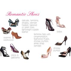"""""""Romantic Shoes"""" by expressingyourtruth on Polyvore"""