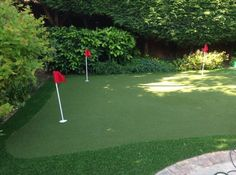 See our putting green installation process in these pictures from a garden golf green we installed in Windsor. You can design your green however you like. Golf Green, Windsor, Golf Courses, Garden, Pictures, Garten, Photos, Gardening, Photo Illustration