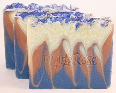 Clarity - Handmade Soaps Ontario Canada   Wylde Rose Clarity - Tea Tree & Lemon Essential Oils