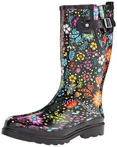 Western Chief Women's Garden Play Rain Boot - http://shoes.goshopinterest.com/womens/boots/rain/western-chief-womens-garden-play-rain-boot/