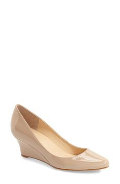 d8f68969866343 Cole Haan  Catalina  Wedge (Women) available at  Nordstrom Neutral Wedges