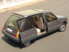 Renault Super Van Cinq Concept