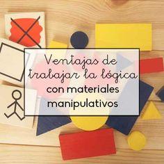 Ventajas de trabajar la lógica con materiales manipulativos http://blgs.co/UalEZF