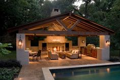 Spectacular Outdoor Living Spaces (25 Photos) - Suburban Men - April 11, 2016
