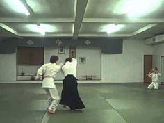Aikido Basic Techniques - Shihonage