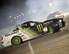 Formula DRIFT Returns to The Strip at Las Vegas Motor Speedway Aug. 24-25 Las Vegas Motor Speedway, Fiat Uno, Formula Drift, Monster Energy, Car Wrap, Car Show, Ford Mustang, Rally, Race Cars