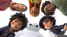 The Big Hero 6 crew says hi! :-)