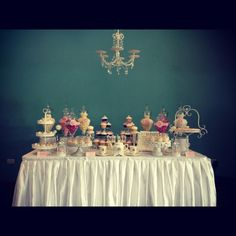 MAREES  BRIDAL SHOWER | CatchMyParty.com