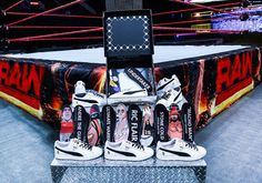 http://SneakersCartel.com WWE x Foot Locker x Puma Clyde Pack for Wrestlemania 33 #sneakers #shoes #kicks #jordan #lebron #nba #nike #adidas #reebok #airjordan #sneakerhead #fashion #sneakerscartel https://www.sneakerscartel.com/wwe-x-foot-locker-x-puma-clyde-pack-for-wrestlemania-33-2/