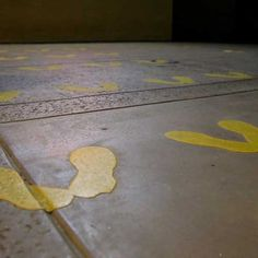 The Marine Corps is steeped in tradition. The yellow footprints is where the journey begins. Usmc, Marines, Fiction Novels, Marine Corps, Traditional, Boot Camp, Footprints, Yellow, Gold