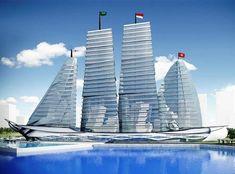 White Sails Hospital & Spa In Tunisia Economic City