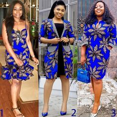 Slaying is a hobby for every beautiful fashionista, especially when you're about to slay in these Latest Ankara Styles For Ladies That Slay. Slay with pride Beautiful Ankara Gowns, Beautiful Ankara Styles, Trendy Ankara Styles, Ankara Gown Styles, Ankara Dress, Dress Styles, African Attire, African Dress, African Style