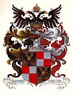 Sagramoso's family crest