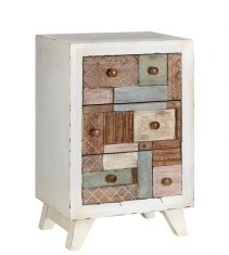 Commode au style industriel : Collection ATLANTA